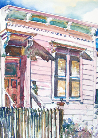 The Pink House Alameda